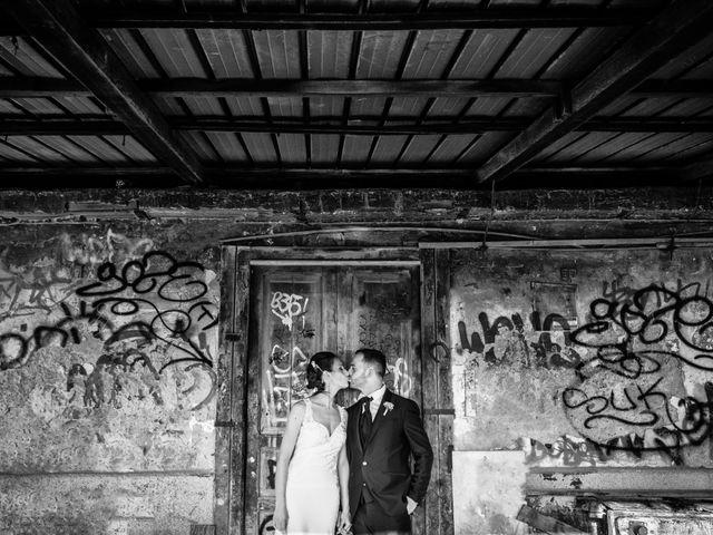 Il matrimonio di Mario e Maria Chiara a Pozzuoli, Napoli 81