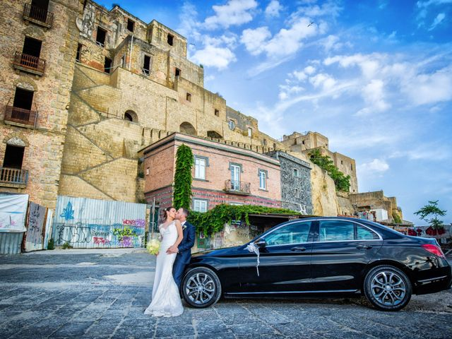 Il matrimonio di Mario e Maria Chiara a Pozzuoli, Napoli 83
