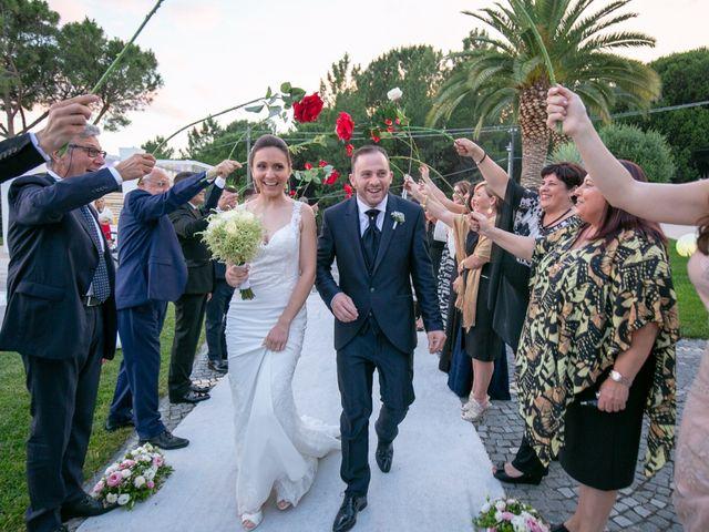 Il matrimonio di Mario e Maria Chiara a Pozzuoli, Napoli 85