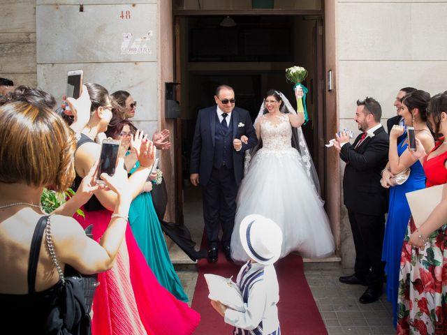 Il matrimonio di Giuseppe e Stefania a Trapani, Trapani 19