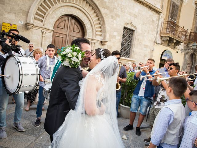 Il matrimonio di Giuseppe e Stefania a Trapani, Trapani 35