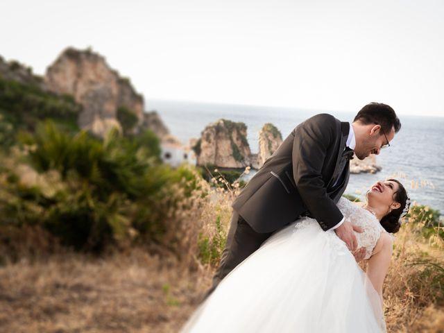 Il matrimonio di Giuseppe e Stefania a Trapani, Trapani 37
