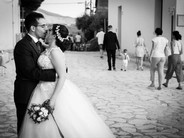 Il matrimonio di Giuseppe e Stefania a Trapani, Trapani 43
