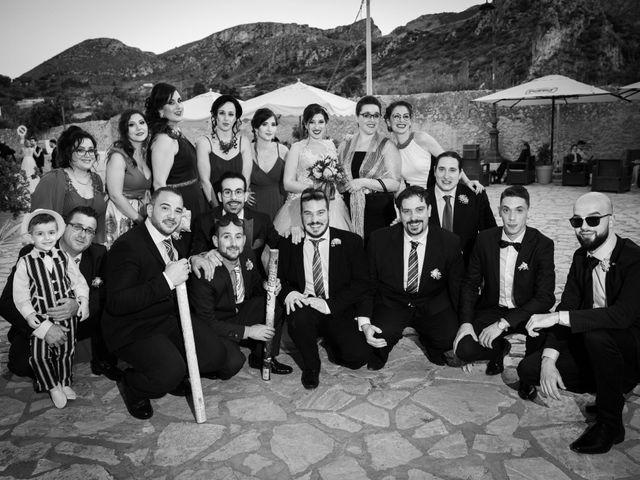 Il matrimonio di Giuseppe e Stefania a Trapani, Trapani 48
