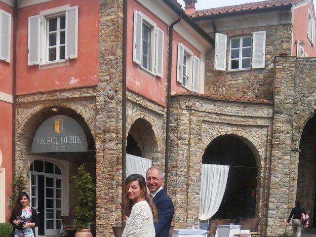 Il matrimonio di Luca e Ginevra a Fosdinovo, Massa Carrara 4