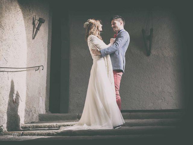 Il matrimonio di Luca e Ginevra a Fosdinovo, Massa Carrara 7