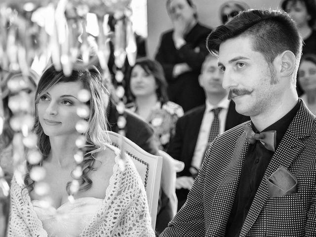Il matrimonio di Luca e Ginevra a Fosdinovo, Massa Carrara 8