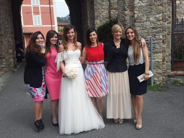 Il matrimonio di Luca e Ginevra a Fosdinovo, Massa Carrara 10