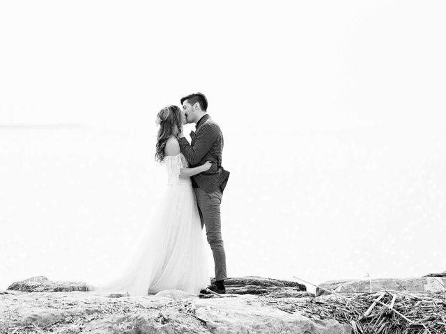 Il matrimonio di Luca e Ginevra a Fosdinovo, Massa Carrara 2