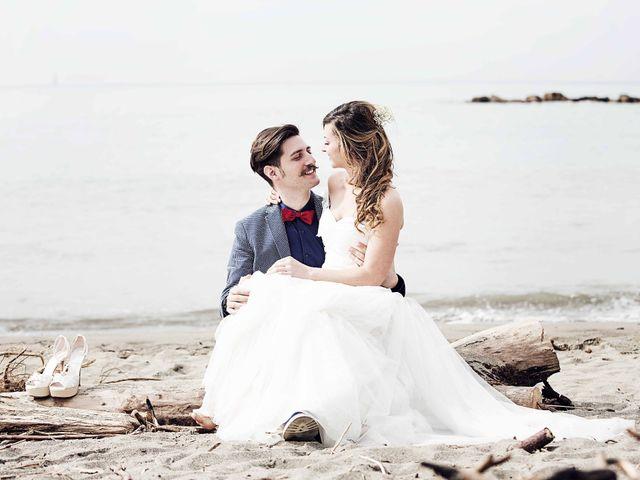 Il matrimonio di Luca e Ginevra a Fosdinovo, Massa Carrara 12