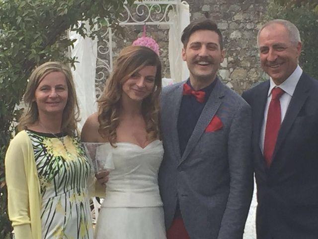 Il matrimonio di Luca e Ginevra a Fosdinovo, Massa Carrara 13