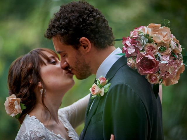 Le nozze di Ilaria e Alberto