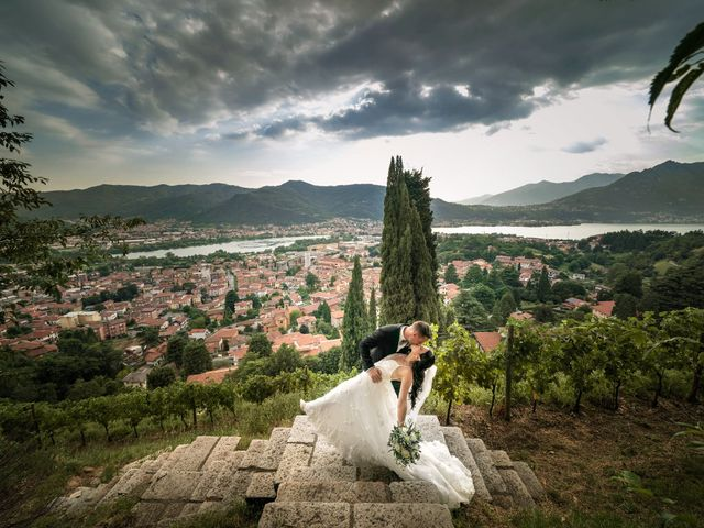 Le nozze di Danielle e Jonathan