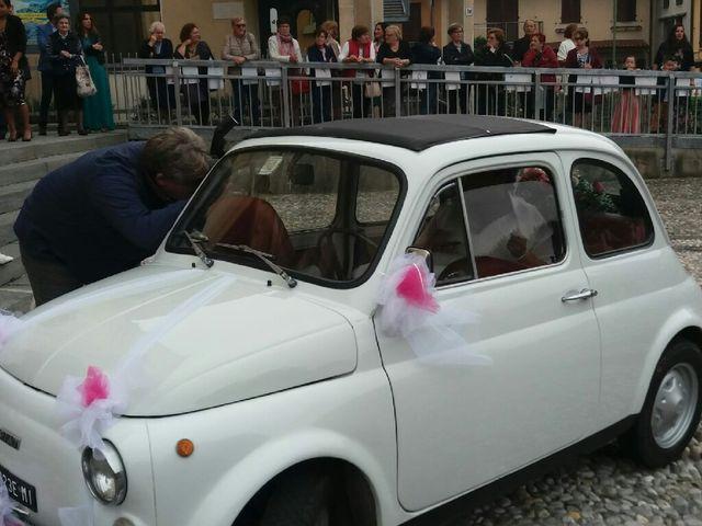 Il matrimonio di Daniele  e Lissett a Vimercate, Monza e Brianza 4
