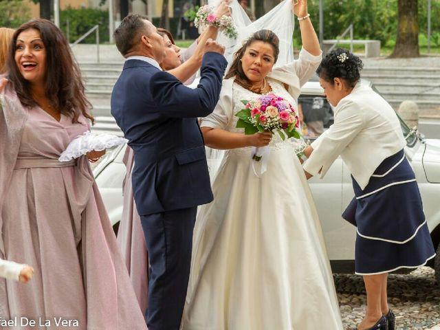Il matrimonio di Daniele  e Lissett a Vimercate, Monza e Brianza 2