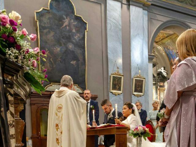 Il matrimonio di Daniele  e Lissett a Vimercate, Monza e Brianza 1