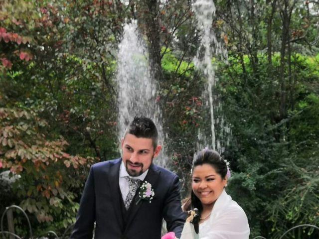 Il matrimonio di Daniele  e Lissett a Vimercate, Monza e Brianza 6