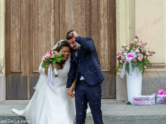 Le nozze di Lissett e Daniele