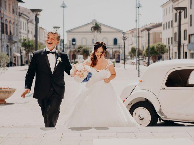 Il matrimonio di Giovanni e Amalia a Cecina, Livorno 40