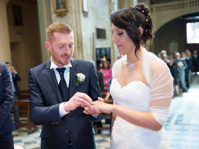 Il matrimonio di Andrea e Vanessa a Genova, Genova 23
