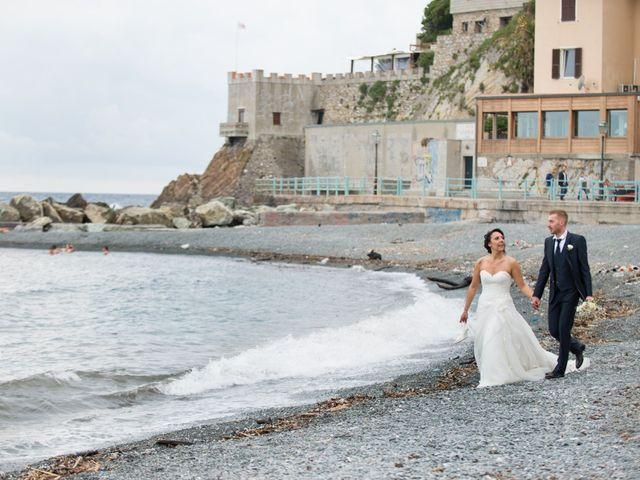 Il matrimonio di Andrea e Vanessa a Genova, Genova 43