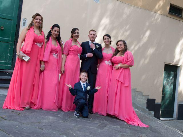 Il matrimonio di Andrea e Vanessa a Genova, Genova 18