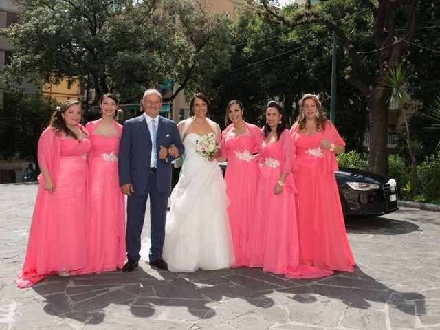 Il matrimonio di Andrea e Vanessa a Genova, Genova 20