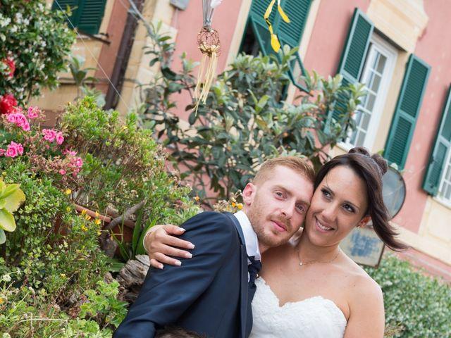 Il matrimonio di Andrea e Vanessa a Genova, Genova 46