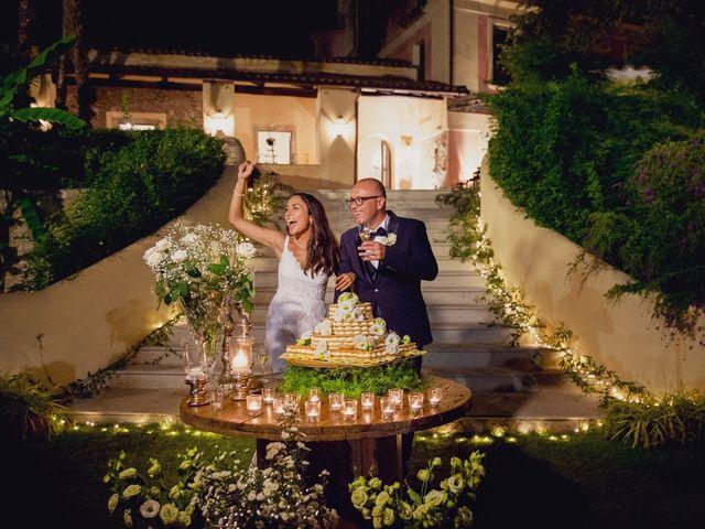 Le nozze di Arianna e Gennaro