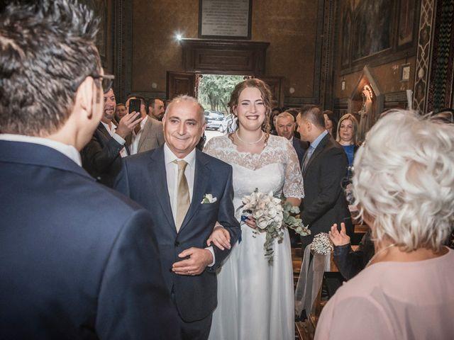 Il matrimonio di Antonio e Anna Maria a Meldola, Forlì-Cesena 19