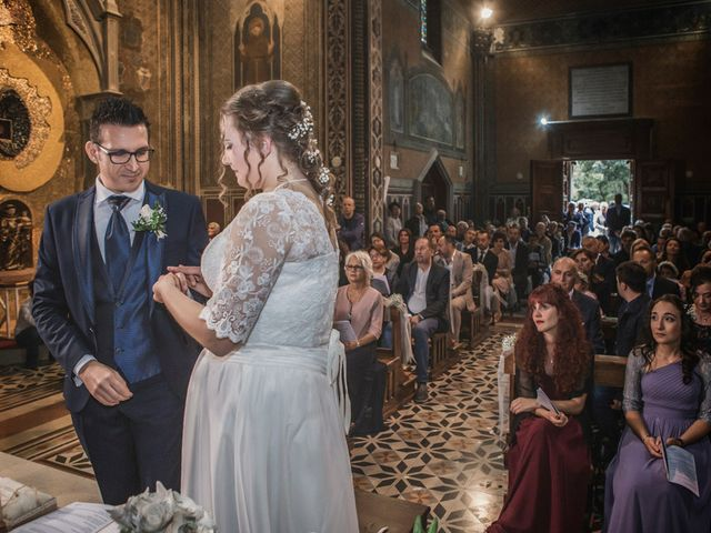 Il matrimonio di Antonio e Anna Maria a Meldola, Forlì-Cesena 25
