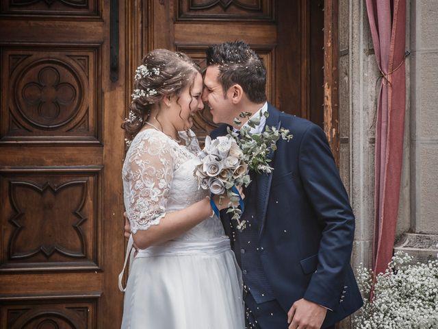 Il matrimonio di Antonio e Anna Maria a Meldola, Forlì-Cesena 1