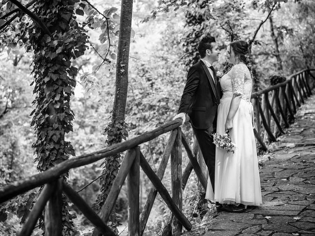 Il matrimonio di Antonio e Anna Maria a Meldola, Forlì-Cesena 31