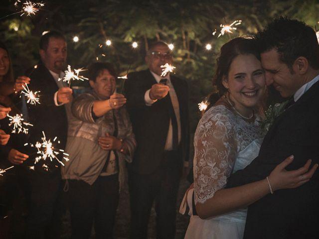 Le nozze di Anna Maria e Antonio