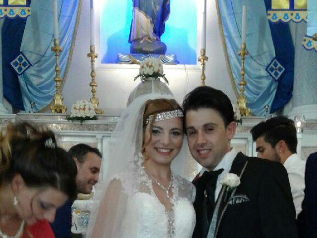 Il matrimonio di Luca  e Lorena  a Barrafranca, Enna 4