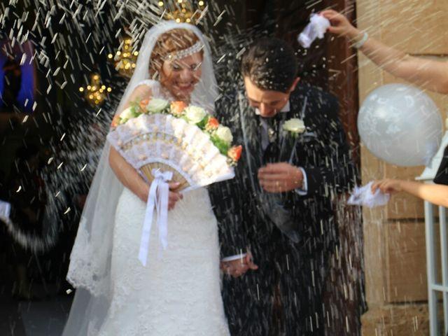 Il matrimonio di Luca  e Lorena  a Barrafranca, Enna 8