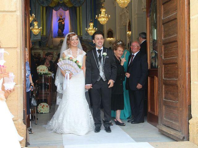 Il matrimonio di Luca  e Lorena  a Barrafranca, Enna 9