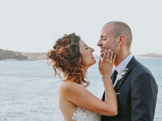 Le nozze di Maria Lucia e Marco