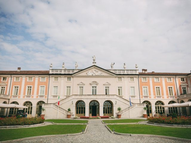 Il matrimonio di Claudio e Ilaria a Rezzato, Brescia 1