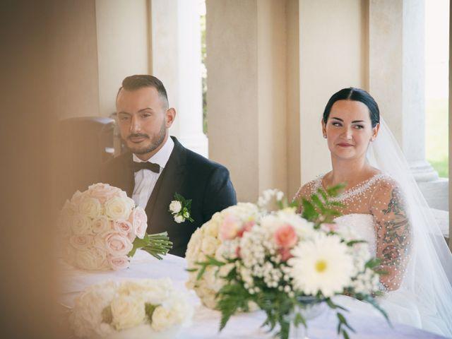 Il matrimonio di Claudio e Ilaria a Rezzato, Brescia 24