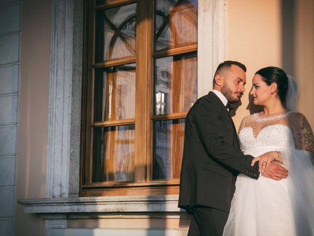 Il matrimonio di Claudio e Ilaria a Rezzato, Brescia 39
