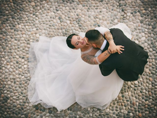 Il matrimonio di Claudio e Ilaria a Rezzato, Brescia 43