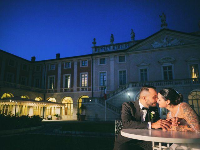 Il matrimonio di Claudio e Ilaria a Rezzato, Brescia 45