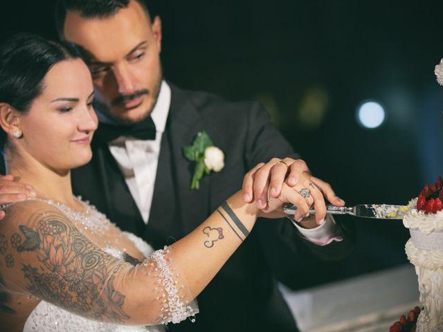 Il matrimonio di Claudio e Ilaria a Rezzato, Brescia 48