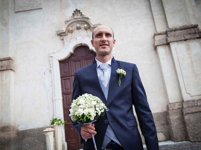 Il matrimonio di Paola e Enrico a Casto, Brescia 11