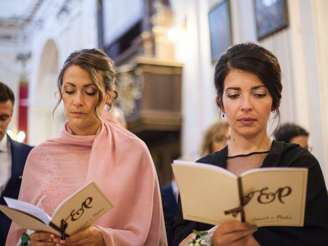Il matrimonio di Paola e Enrico a Casto, Brescia 13