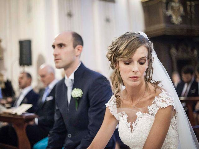 Il matrimonio di Paola e Enrico a Casto, Brescia 14