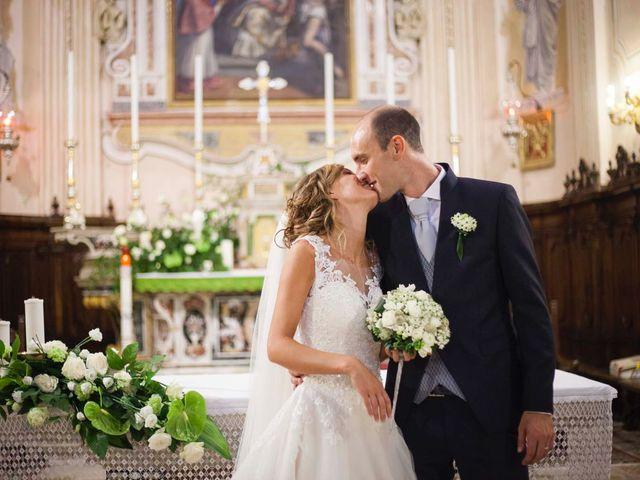 Il matrimonio di Paola e Enrico a Casto, Brescia 15