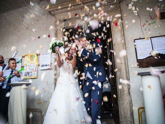 Il matrimonio di Paola e Enrico a Casto, Brescia 1