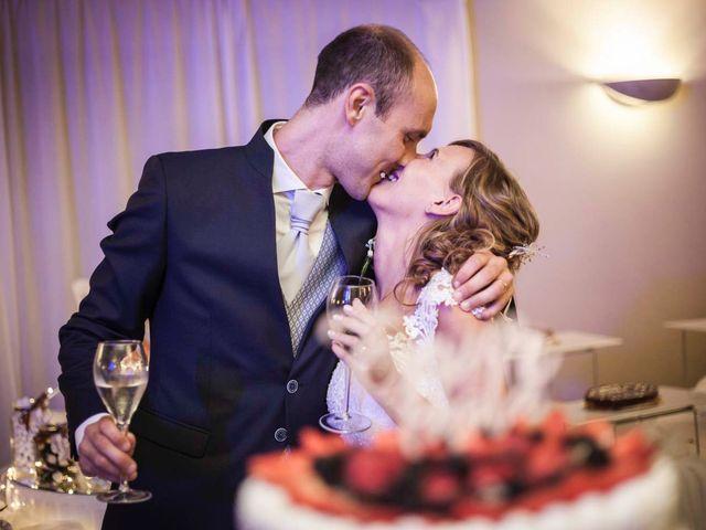 Il matrimonio di Paola e Enrico a Casto, Brescia 66